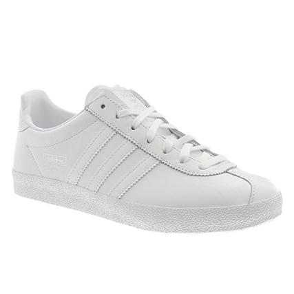 adidas gazelle femme grise et blanche