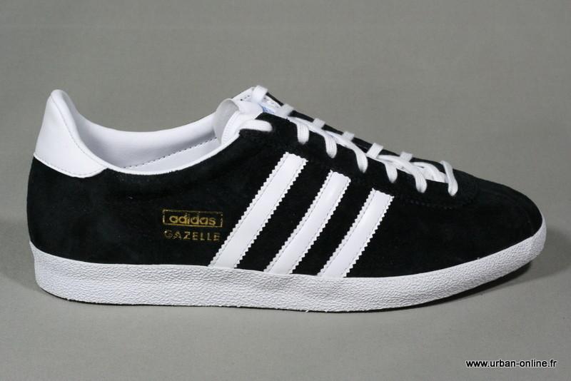 adidas gazelle noir prix