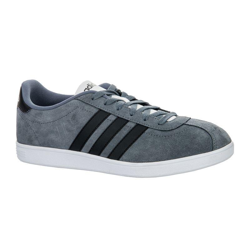 adidas neo court grey