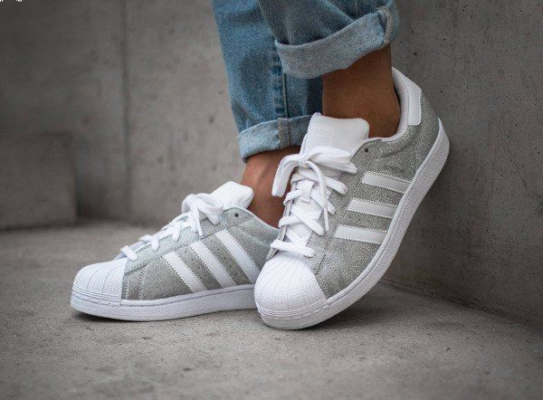 adidas superstars metal femme original