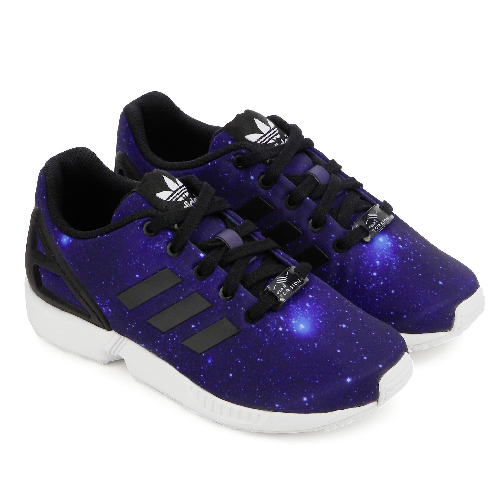 adidas zx flux galaxy pas cher