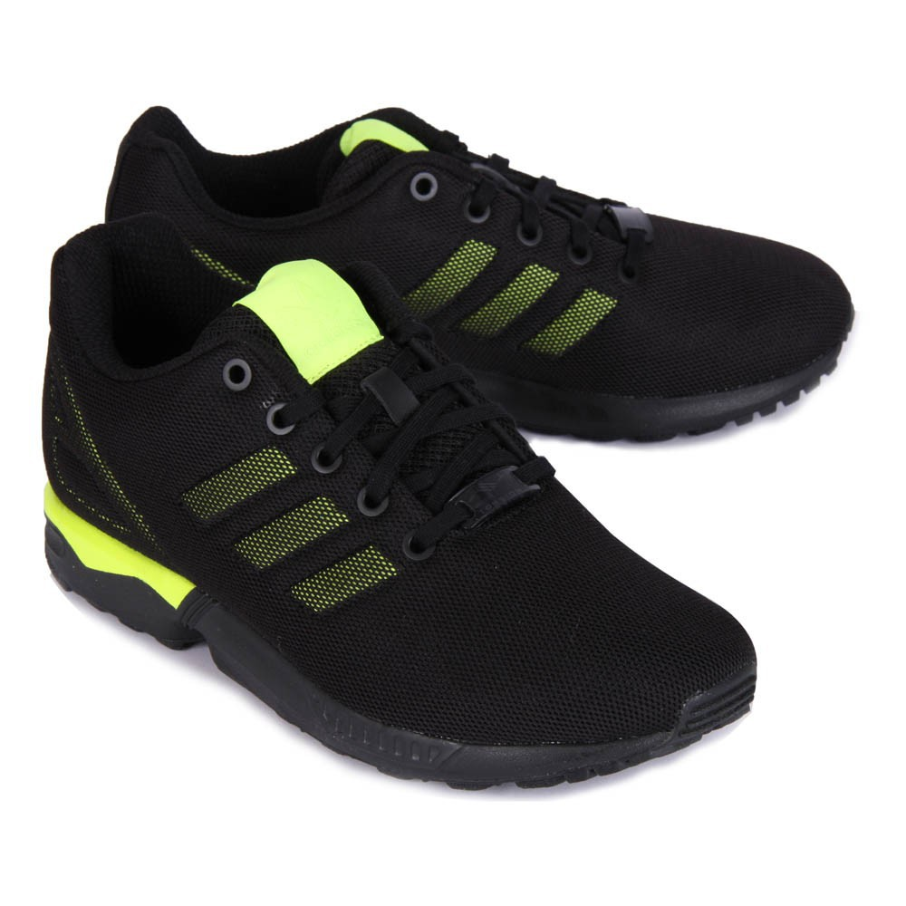 adidas zx flux noir or