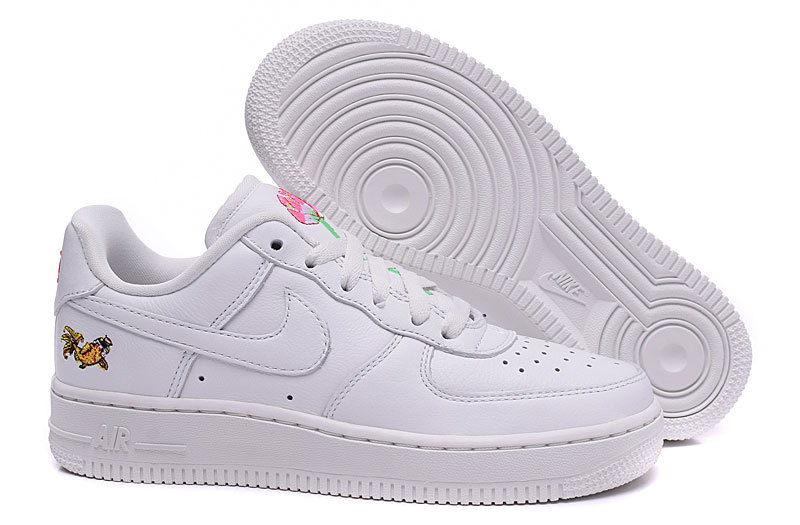 nike air force 1 femme blanche courir