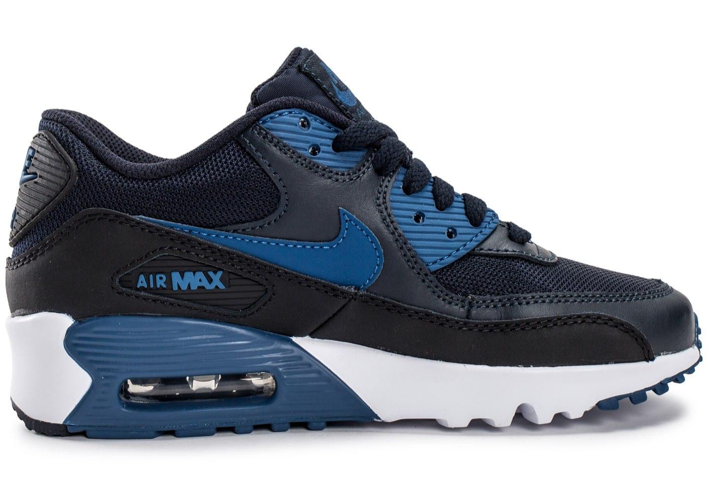 air max bleu marine junior
