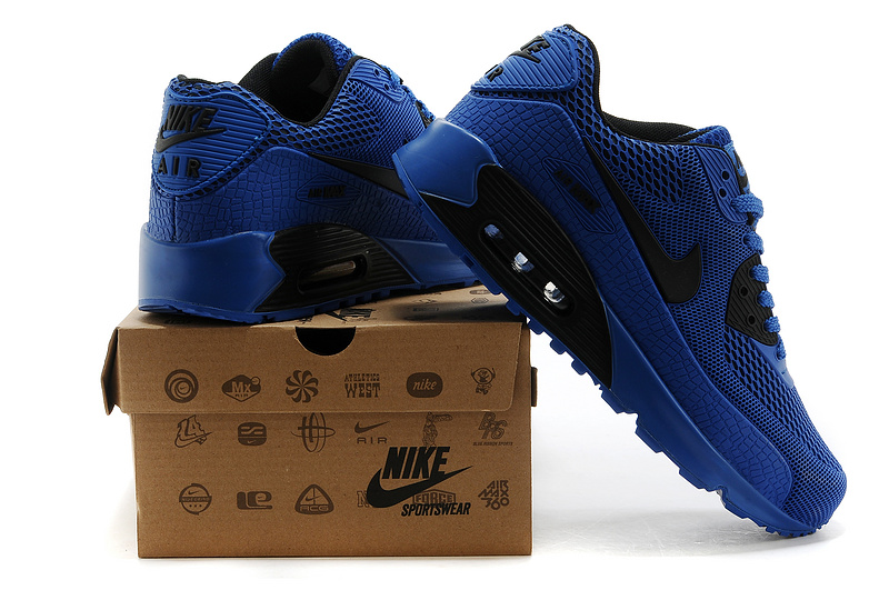 air max 90 noir et bleu online