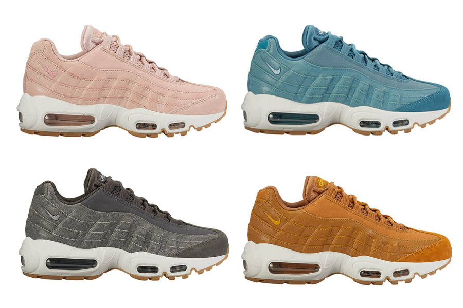 air max 95 premium rose oxford