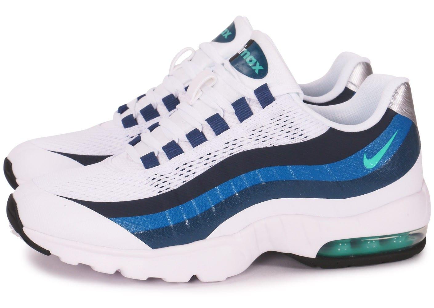 Nike Air Max 95 Essential 'Escadron Bleu' Sneakers Magasin Pas Cher Homme   Femme