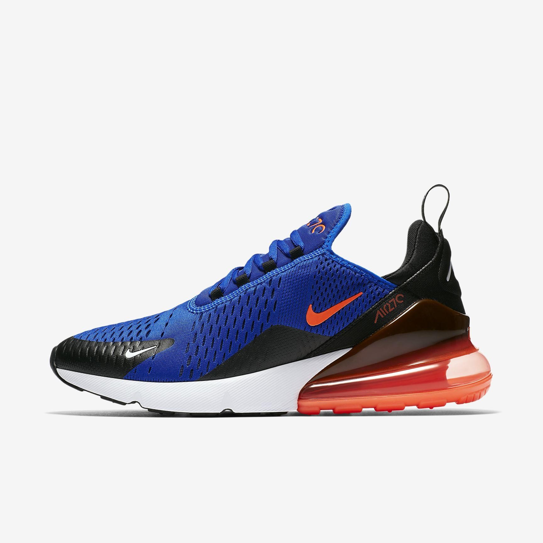 nike tn bleu et orange