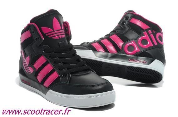 basket montant femme adidas rose Off 53% - www.platrerie-gn.fr