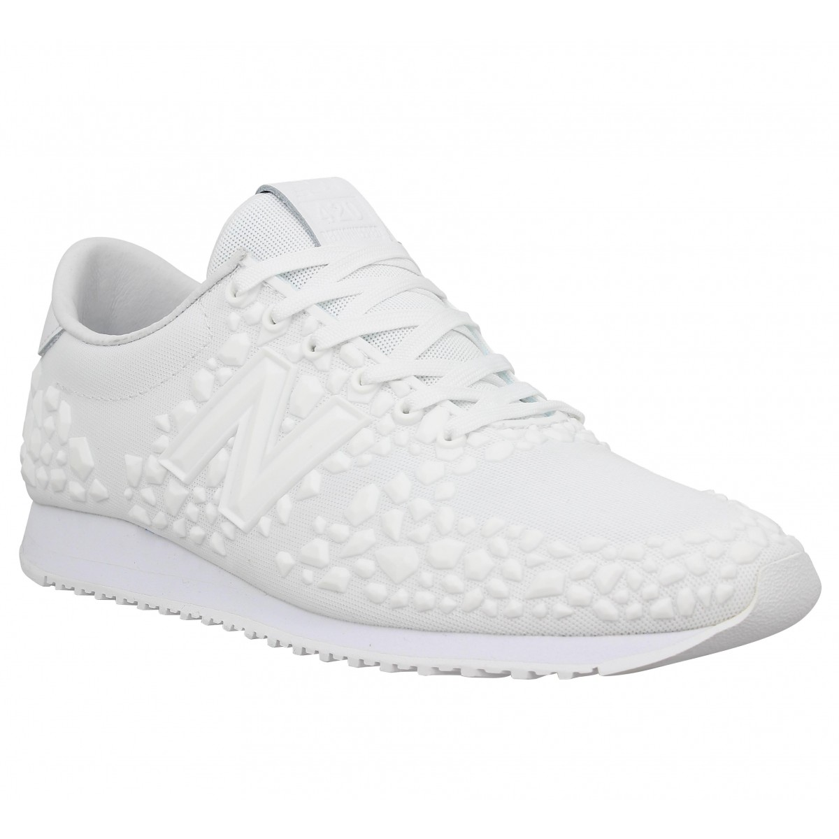 new balance blanche fille