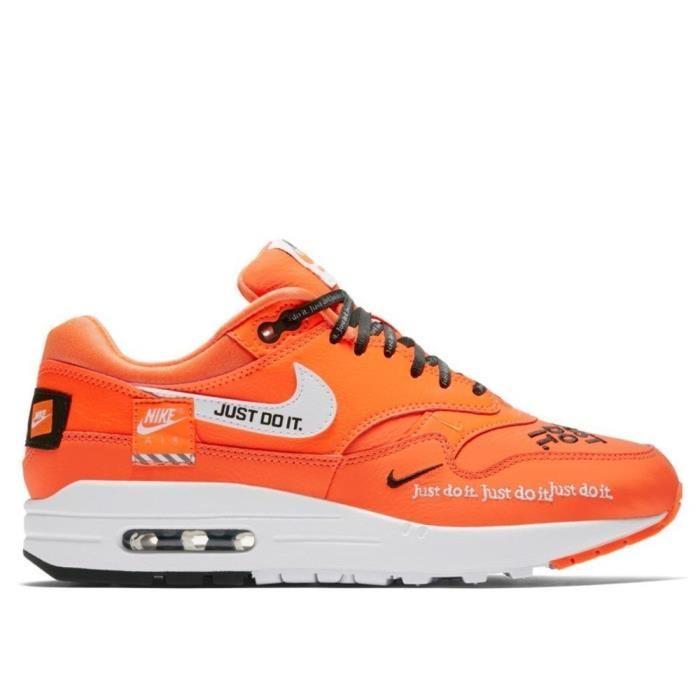 à vendre mode de créateur basket nike orange fcf91