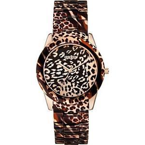 montre leopard guess pas cher
