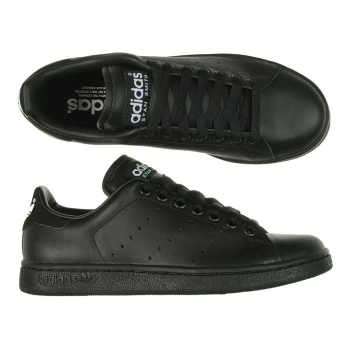 adidas stan smith homme noir 43