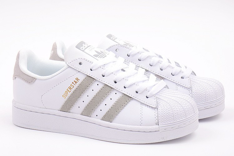 basket adidas superstar femme rose gold
